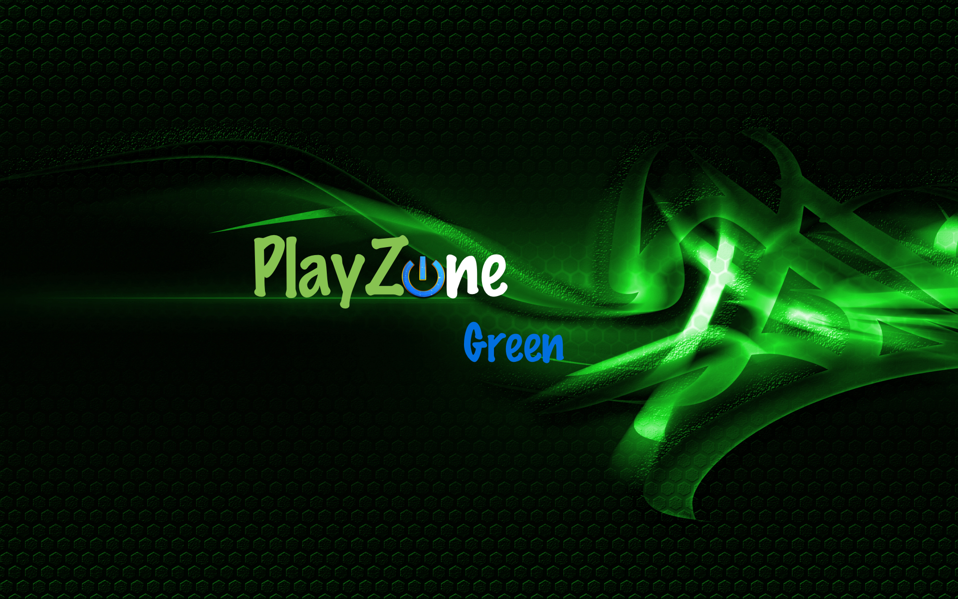 PlayZone-Green